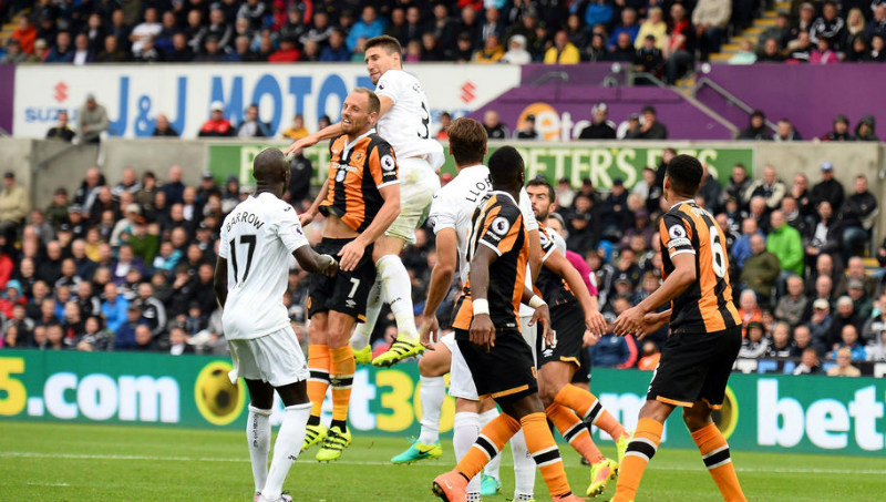 hull city melawan swansea city