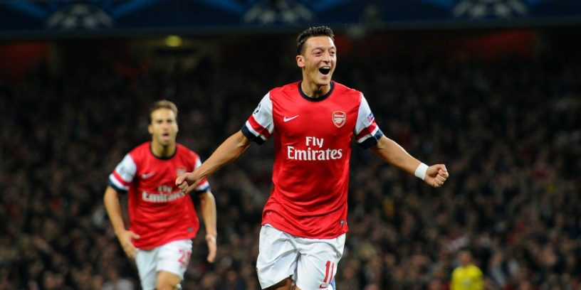 mesut-ozil-arsenal